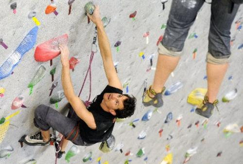 Mike Moelter has expanded his climbing gym facility into Denver.