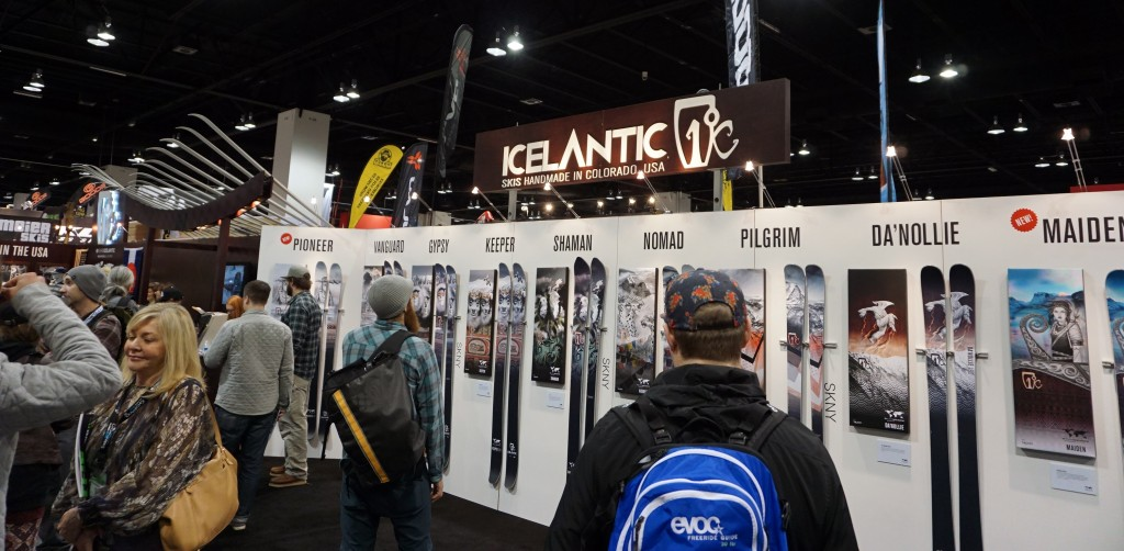 Icelantic is coming out with two new ski models for the 2015-2016 season.