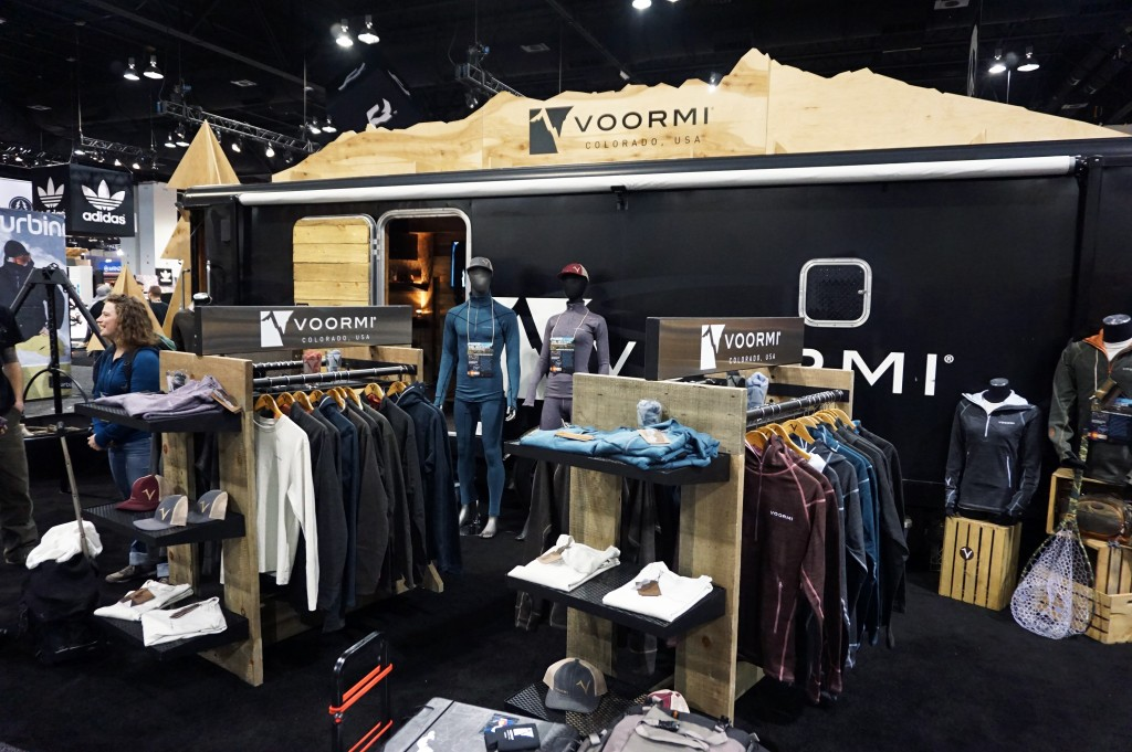 Voormi is an outerwear company based in Pagosa Springs.
