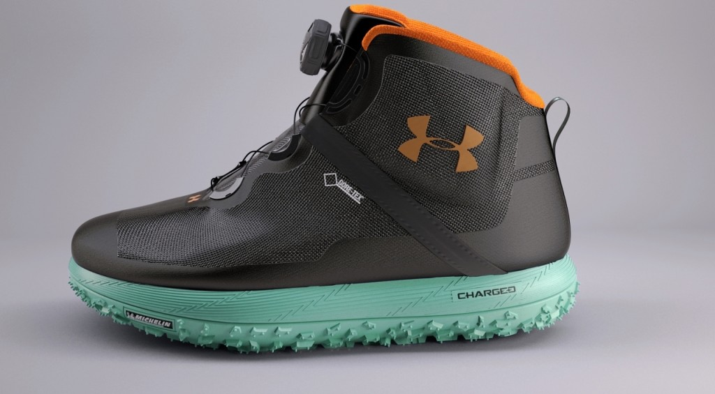 A local company is teaming up with Under Armour on a new boot. Courtesy of Under Armour.