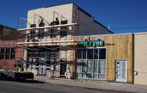Epic Ryde's new location in RiNo.