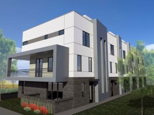 Rendering courtesy of Kentwood City Properties.