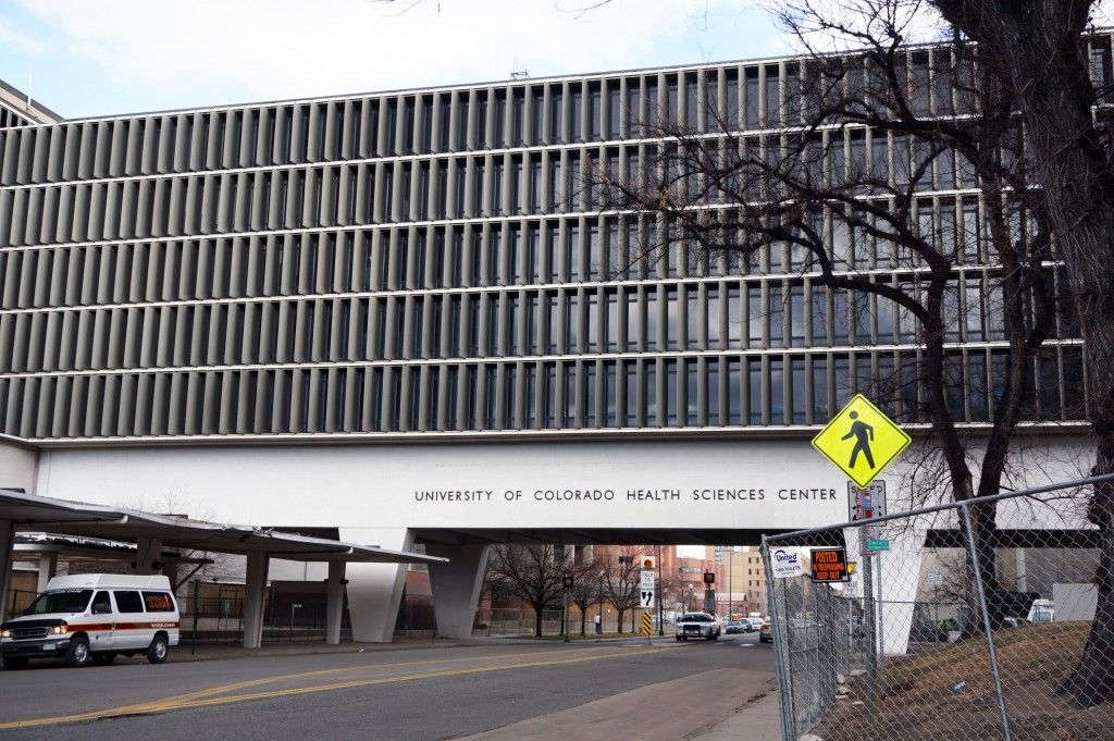 A former hospital complex is set to be redeveloped. Photos by Burl Rolett.