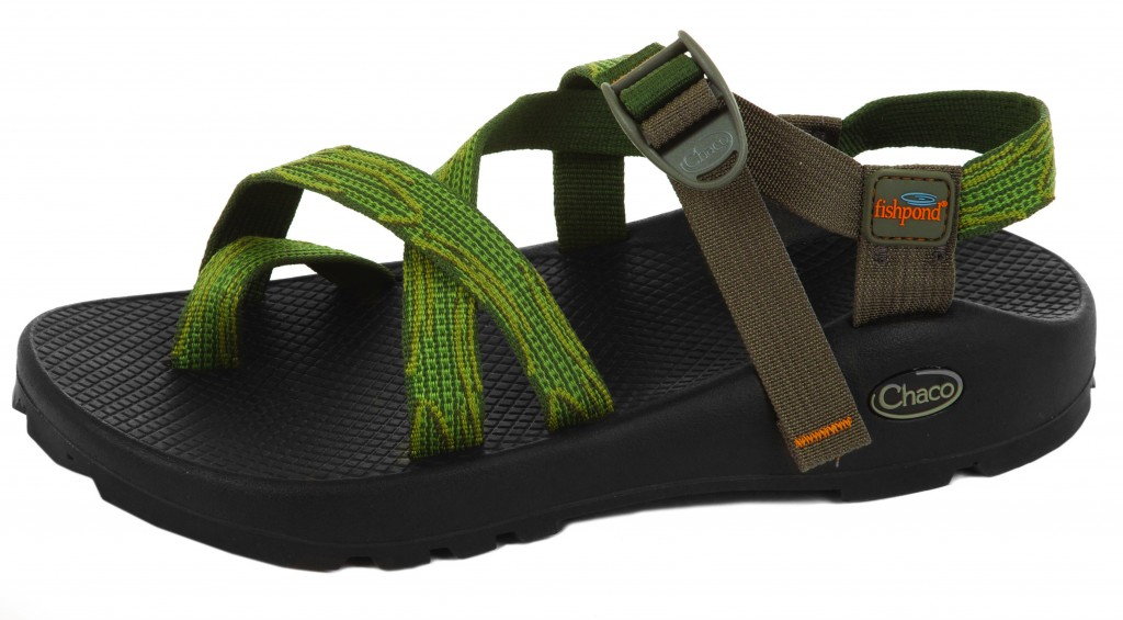 A local outdoor gear retailer is expanding into the footwear market. Photo courtesy of Fishpond.