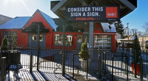 Ink and Small Planet will move into 709 S. University Blvd. Photo by George Demopoulos.