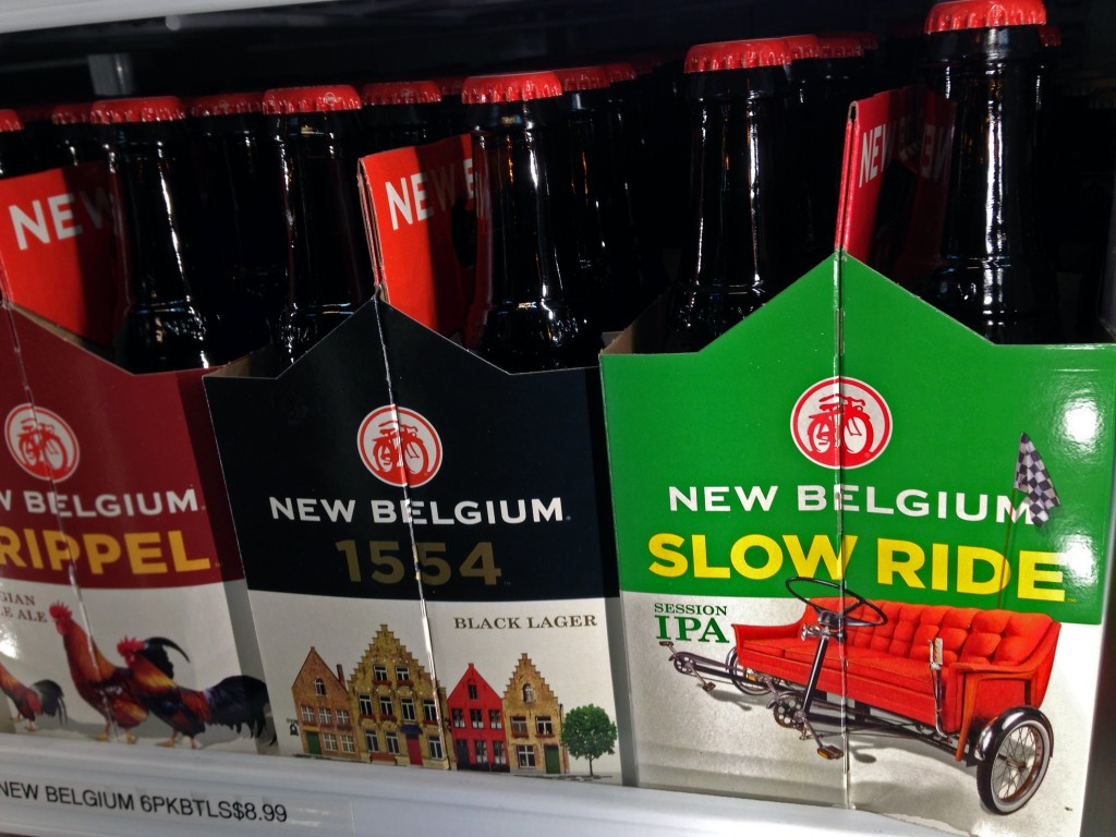 New Belgium is taking another brewery to court over a beer name. Photo by Aaron Kremer.