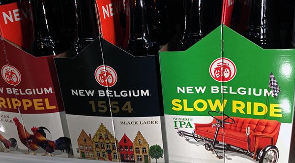 New Belgium Slow Ride nf