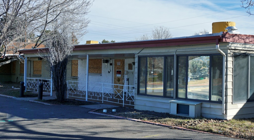 A neglected former hospice facility has landed a new buyer.Photos by Burl Rolett.