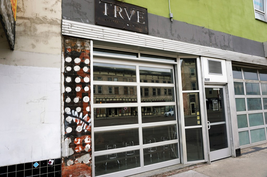 Trve Brewery is expanding is brew space. Photo by George Demopoulos.