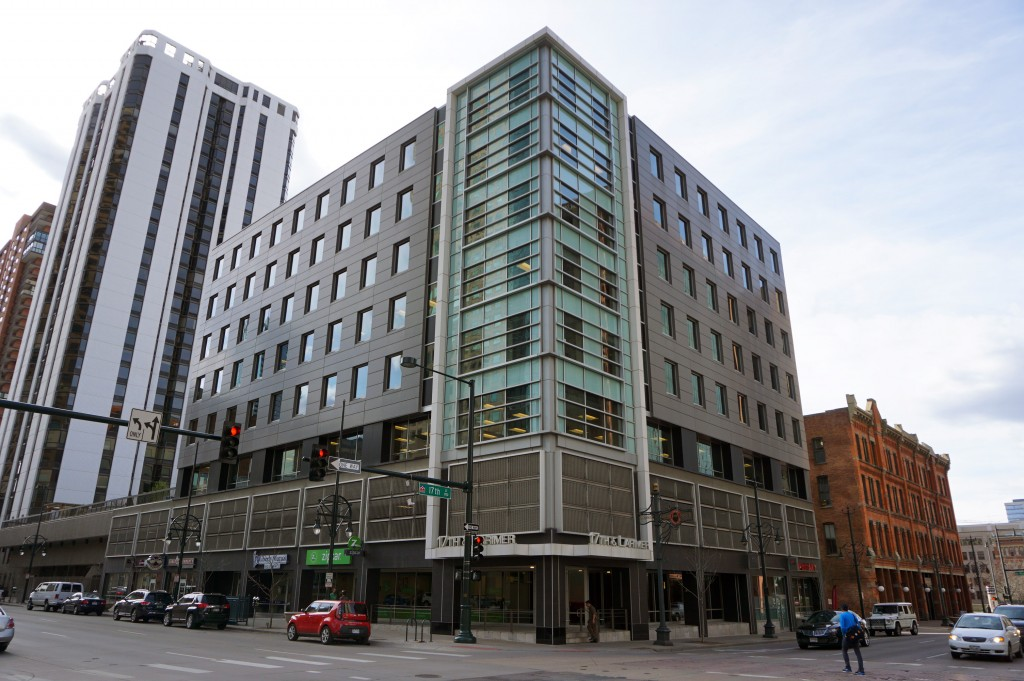 The firm is vacating its 1675 Larimer St. office.