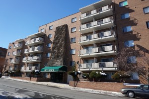The Blake and Allison apartment buildings total more than 220 rooms.