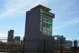 The Greenbox facility on Delgany Street.