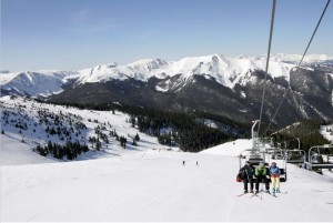 arapahoe ski lift