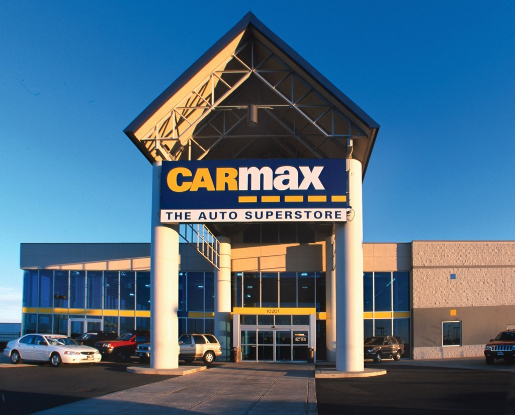 CarMax is doubling its presence in Denver. Photo by RichmondBizSense.com staff.