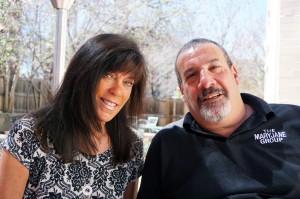 Lisa and Joel Schneider