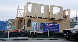 Weekley is building more than 30 new town houses at Belmar.