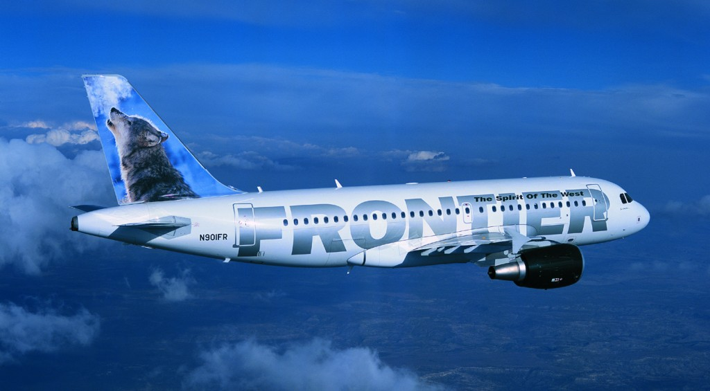 Frontier Airlines is being sued again by a former pilot. Photo courtesy of Frontier.