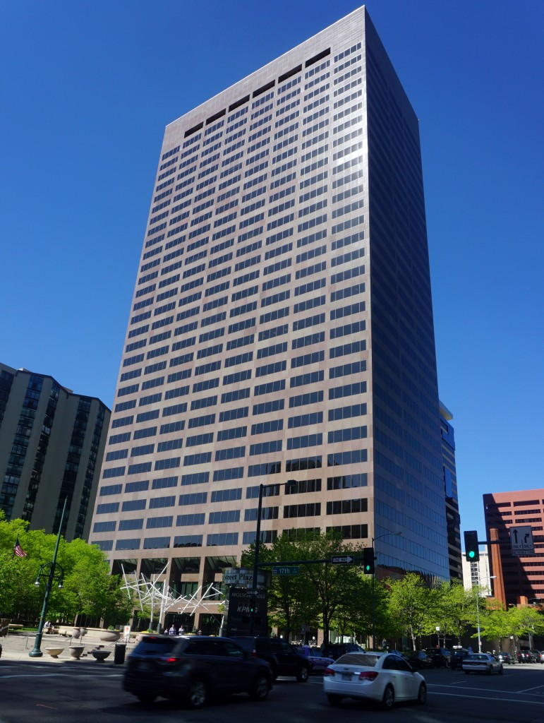 17th Street Plaza has a new large tenant. Photos by Aaron Kremer.