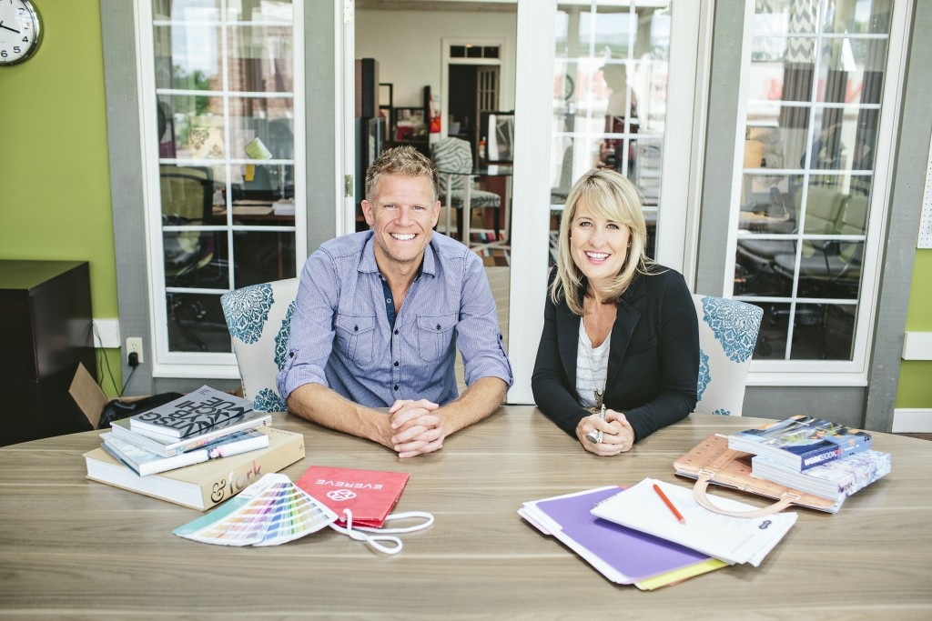Mike and Megan Tamte of Evereve are bringing another store to the Denver market. Photo courtesy of Evereve.
