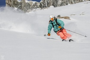 RMU is planning to debut a women's ski line