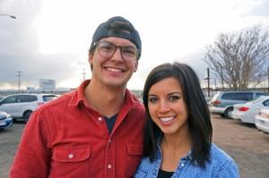 Kyle and Kim Vine