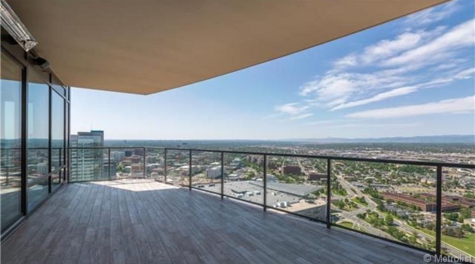 A 39th-floor condo was sold last month. Photo: REcolorado.