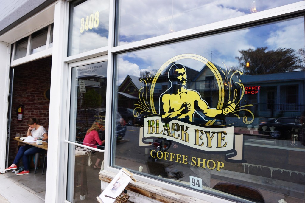 Black Eye Coffee Shop is heading to Cap Hill for its second location. Photos by George Demopoulos.