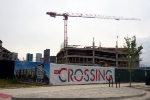 The second phase of the Denargo apartment development is Cyprus' The Crossing.