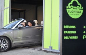 People who leave their vehicles with FlightCar get perks like free parking and a car wash and can make money if the renter drives more than 75 miles.