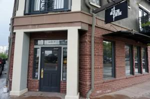 Jiberish's Denver location is in LoHi. Photo by George Demopolous.