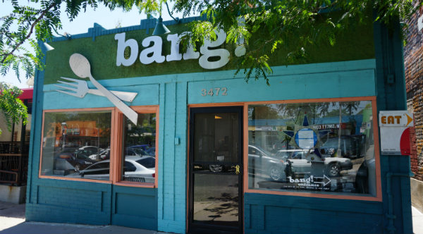 Highlands restaurant Bang! will close in July. Photo by George Demopoulos.