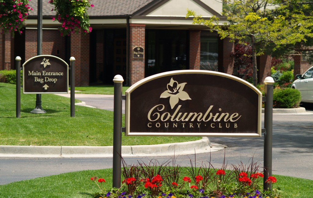 Columbine Country Club will be upgrading its facilities. Photo by Aaron Kremer.