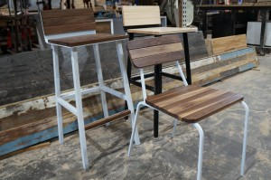 Fin Art has started producing premade furniture in a new line.