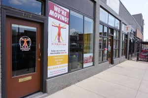 Vitruvian Fitness is moving west from the Highlands (pictured here) to Wheat Ridge.