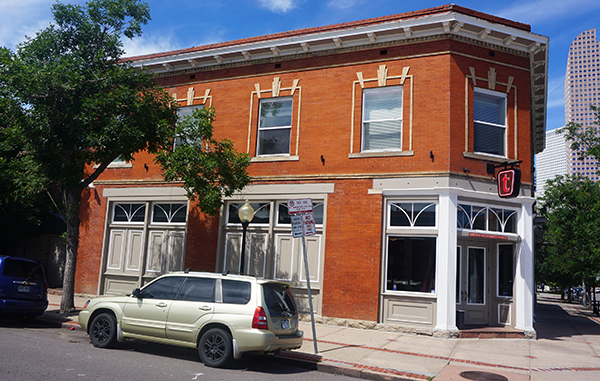 Tavern Uptown's owners sold the building and surrounding parcel to a developer. Photos by Burl Rolett.