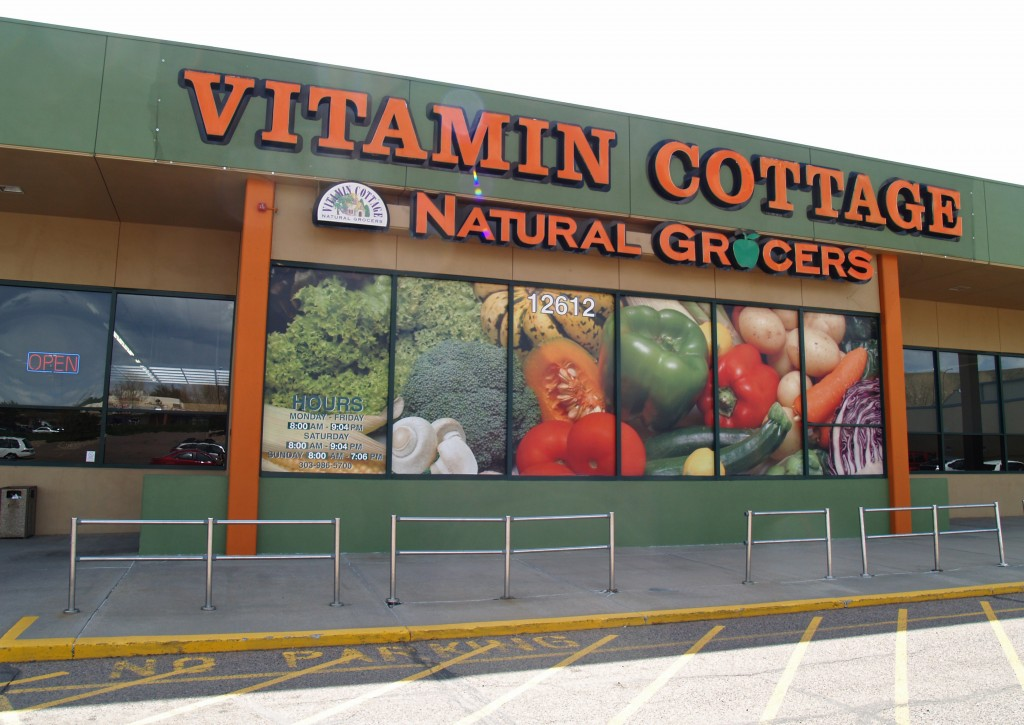 Natural Grocers is expanding its industrial real estate. Photo by Aaron Kremer.