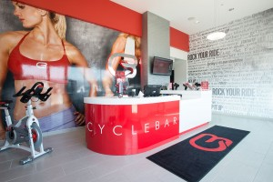 CycleBar classes will cost about $20 each.