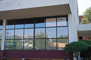 Vitality Bowls will move into a space on Third Avenue. Photo by George Demopoulos.