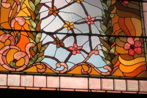 Work will also renovate the stained glass windows.