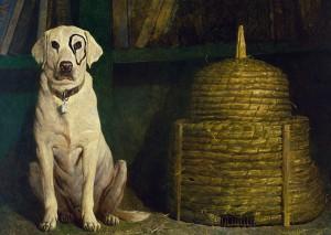 """""""Kleberg"""" by Jamie Wyeth"""