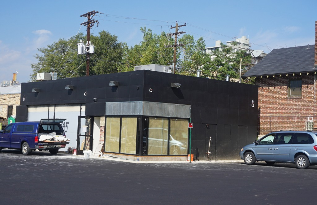 Lightshade Labs marijuana dispensary will fill the Cap Hill space another shop vacated early this year. Photo by Burl Rolett.