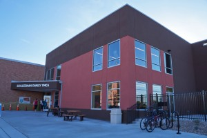 Schlessman YMCA is located at 3901 E. Yale Ave.
