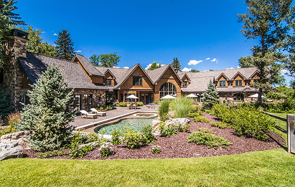 The home at 3 Lynn Road in Cherry Hills Village topped October's home sales. Photo courtesy of LIV Sotheby's International Realty.