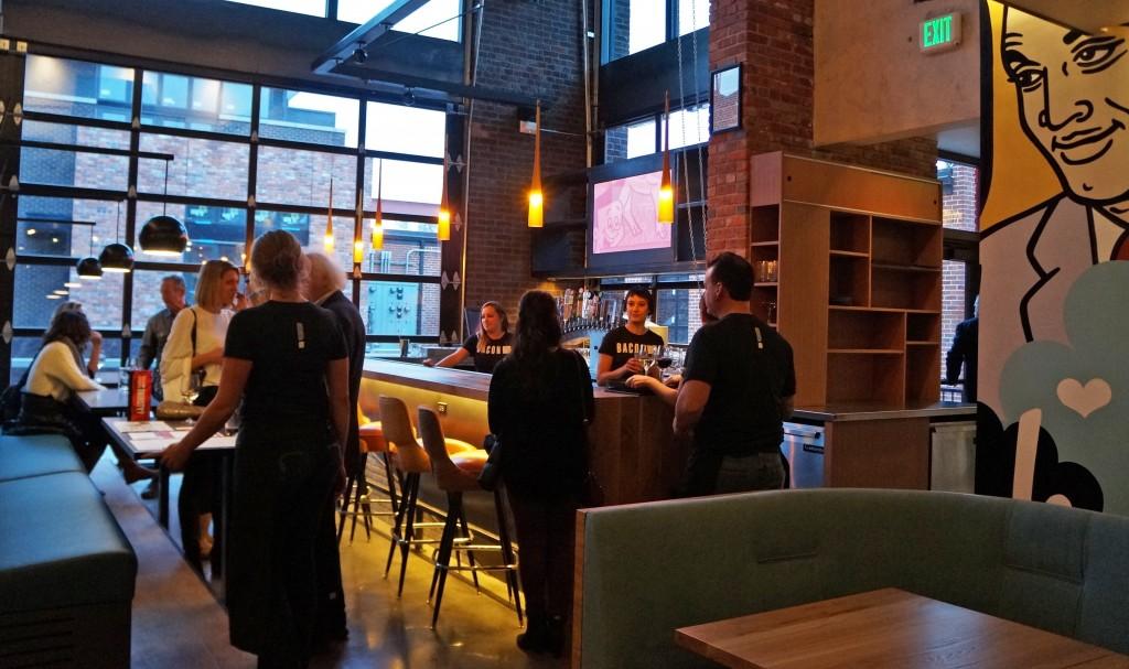 Bacon opened last week in Sunnyside. Photos by Amy DiPierro.