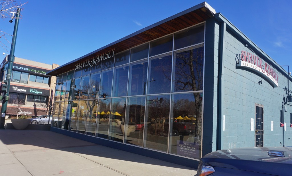 Sarkisian Properties and Elevation are teaming up on a new project in Cherry Creek North. Photo by Burl Rolett.