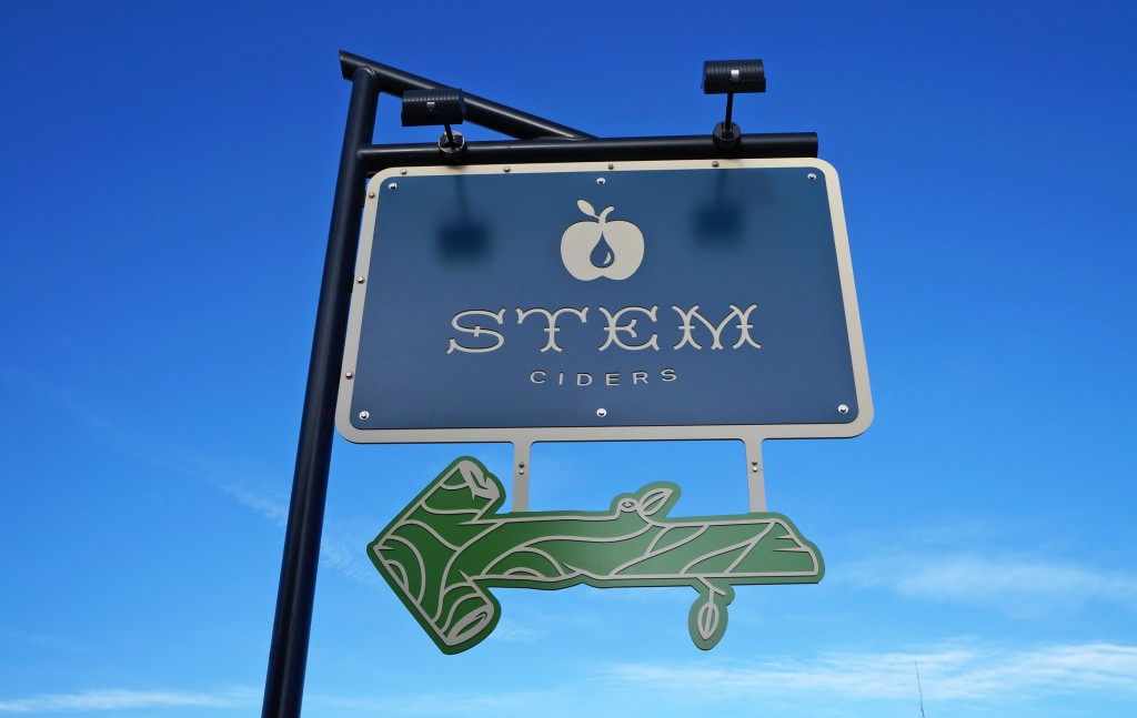 Stem Ciders is housed at 2811 Walnut St. Photos by Amy DiPierro.