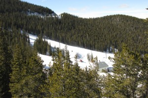 Echo Mountain recently reopened to the public for the first time under its new owner.