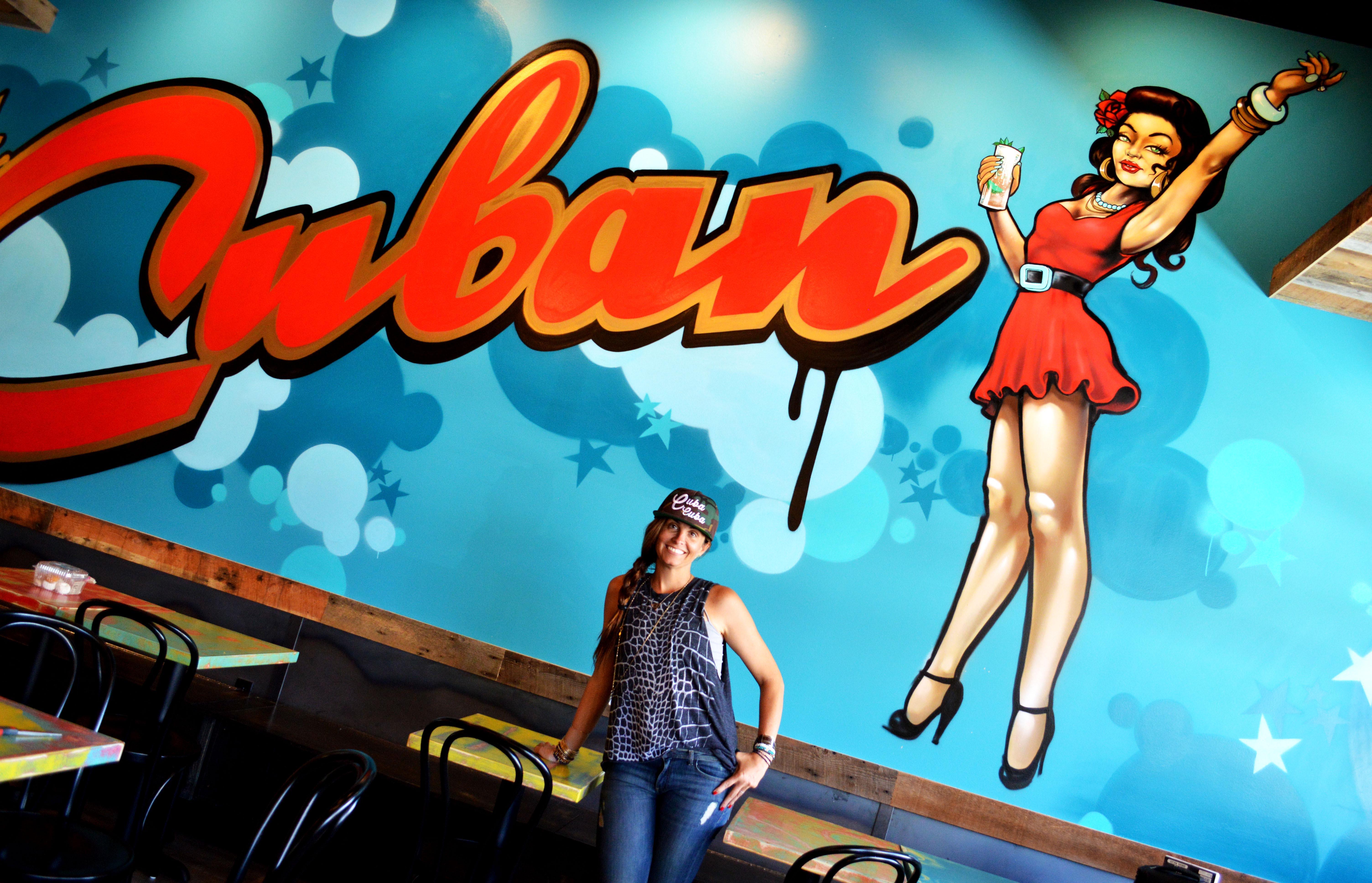 Cuba Cuba owner Kristy Bigelow