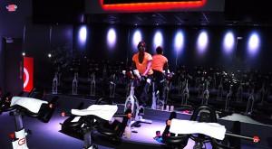 Cycle Bar Lori Johnson