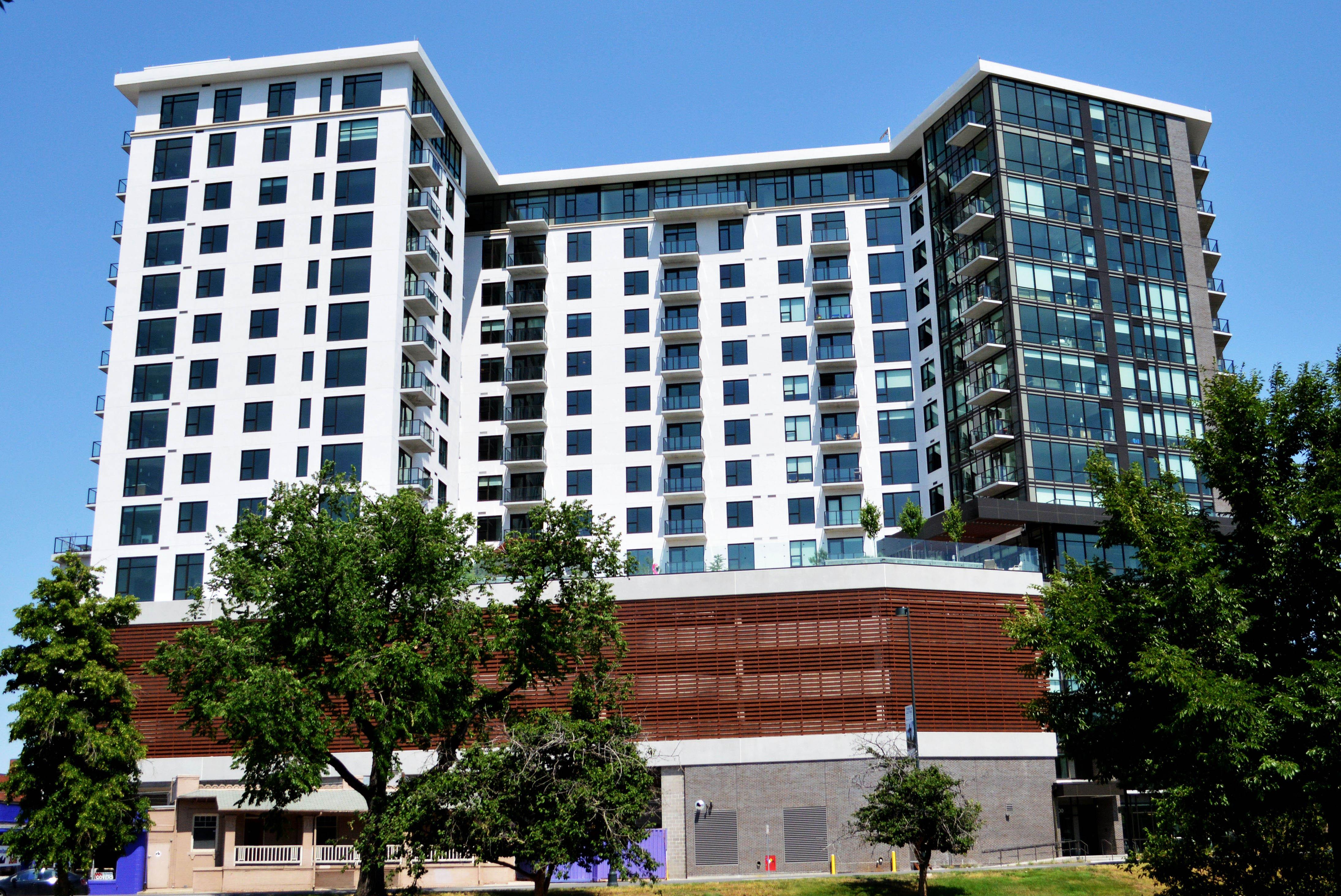 Joule building exterior2